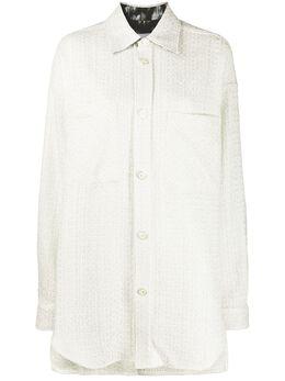 Faith Connexion рубашка Ace Tweed 20PX1819T00543