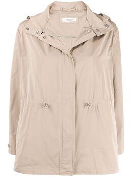 Peserico куртка на молнии с капюшоном S2131506953