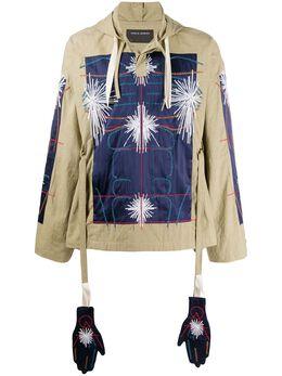 Craig Green куртка с вышивкой CGSS20MWOSHI11