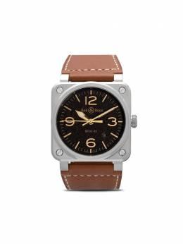 Bell&Ross наручные часы BR 03-92 42 мм BR0392STGHESCA2