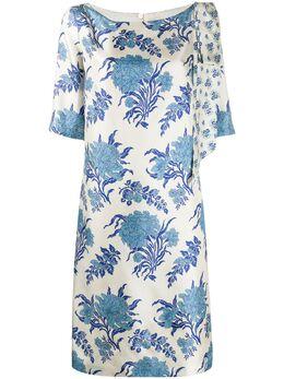 Antonio Marras платье с цветочным принтом LB5011TED35S0
