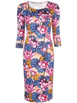 Mary Katrantzou платье миди NKD057PLUTODRE