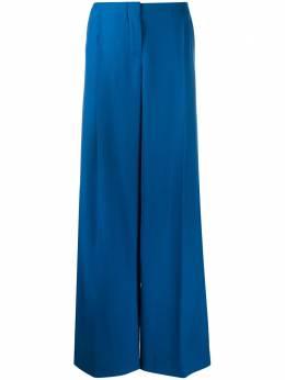 Nina Ricci широкие брюки строгого кроя 20PCPA002WV0241U4381