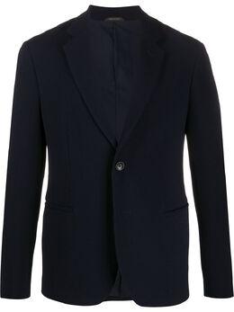 Giorgio Armani однобортный пиджак 9SGGGG06LT01EE