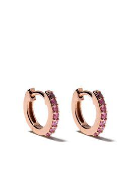 Astley Clarke серьги-кольца с сапфирами 37031RPKEOS