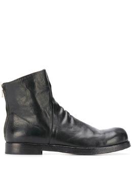 Officine Creative байкерские ботинки FOLD