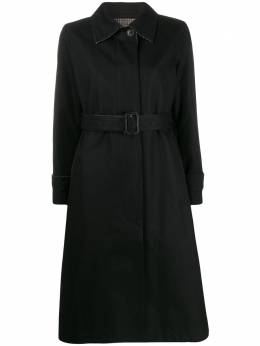 Mackintosh reversible belted trench coat MO4256
