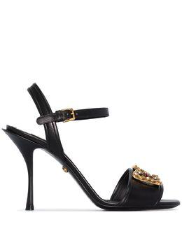 Dolce&Gabbana босоножки DG Amore CR0911AK295