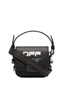 Off-White мини-сумка с логотипом OWNA087R204230731001