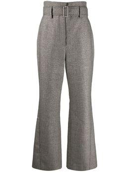 Peter Pilotto расклешенные брюки TR09AW19