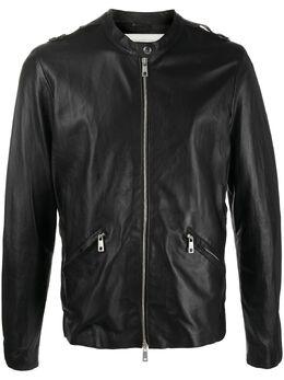 Giorgio Brato байкерская куртка GU20S9208PMSO
