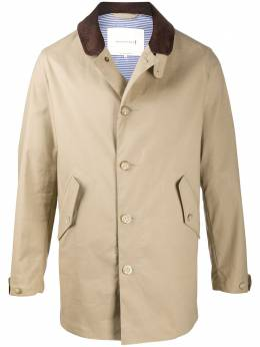 Mackintosh пальто Bloomsbury на пуговицах MO5266