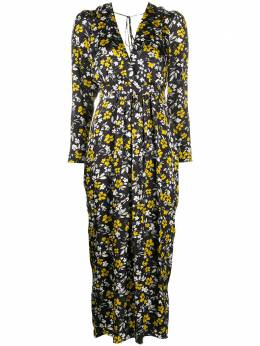 Racil платье с цветочным принтом и V-образным вырезом RS10D18F