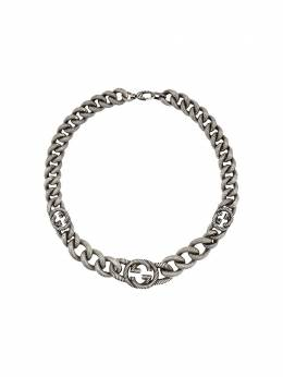 Gucci браслет-цепочка с логотипом 599767J8400