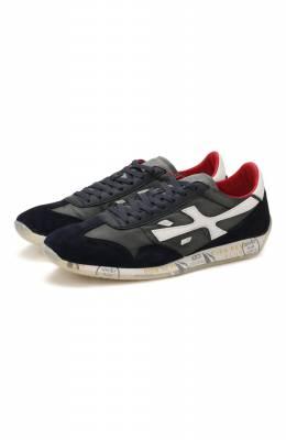 Комбинированные кроссовки Jackyx Premiata JACKYX/VAR4706