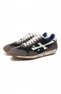 Комбинированные кроссовки Jackyx Premiata JACKYX/VAR4699