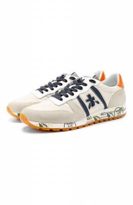 Комбинированные кроссовки Eric Premiata ERIC/VAR4667