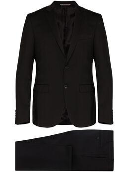 Canali строгий костюм-двойка L19225AR02523