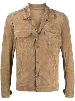 Salvatore Santoro рубашка с длинными рукавами 38555UCAM