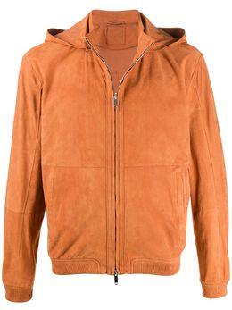Desa 1972 куртка на молнии с капюшоном K10947