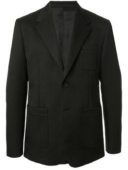 Wooyoungmi пиджак узкого кроя W201CJ03BLACK