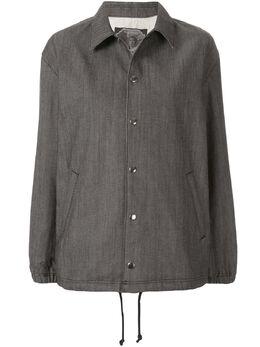 Undercover джинсовая куртка оверсайз из коллаборации с Cindy Sherman UCY1203