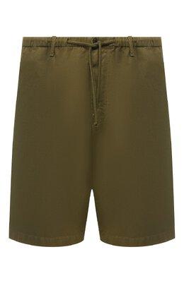 Хлопковые шорты Dries Van Noten 201-20949-9291