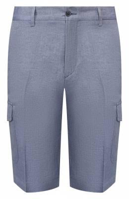 Льняные шорты Luciano Barbera 114625/71119