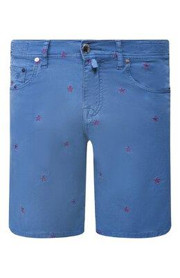 Хлопковые шорты Vilebrequin VBMST0002-02030-S