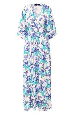 Платье с принтом Pietro Brunelli AS1512/VI0058