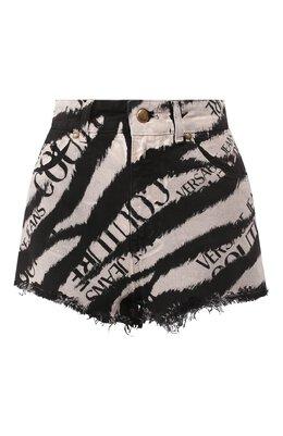 Джинсовые шорты Versace Jeans Couture A3HVB18D-VDM508/HRC5F