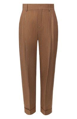 Шерстяные брюки Chloe CHC20UPA18063
