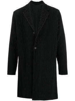 Homme Plisse Issey Miyake плиссированное пальто HP06JD202