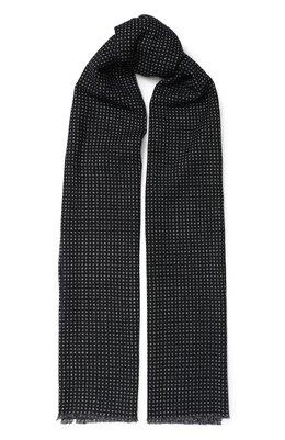 Шерстяной шарф Altea 1960069