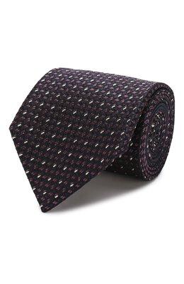 Шелковый галстук Zegna Couture Z7C01/15C