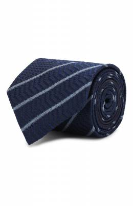 Шелковый галстук Zegna Couture Z6B04/15C