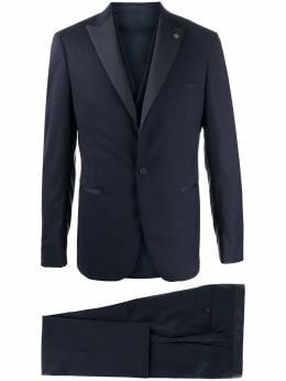 Tagliatore костюм с однобортным пиджаком BFBR15A0108UPZ012