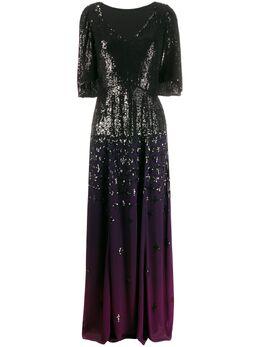 Temperley London платье с пайетками 20SMRR53455