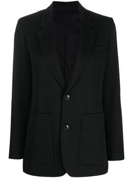 Ami пиджак строгого кроя на пуговицах P20FV001242
