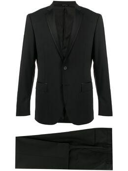 Tonello костюм с атласными вставками 01AI025K1063