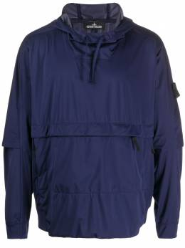 Stone Island Shadow Project спортивная куртка с капюшоном MO721940504