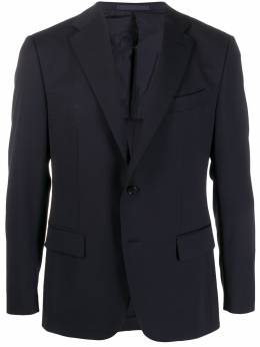 Caruso пиджак узкого кроя HU0009