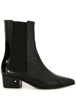Laurence Dacade лакированные ботинки Valdo VALDO