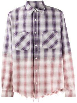 Amiri рубашка в клетку Y0M06449PD