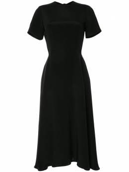 Macgraw платье миди с бантом AV010BK