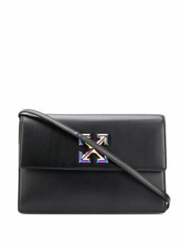 Off-White сумка через плечо Jitney 1.0 OWNA091R20H750681000
