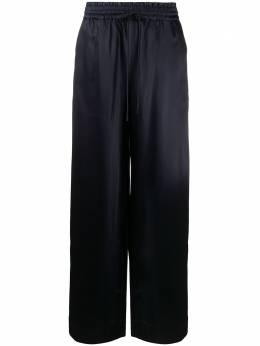 Co расклешенные брюки с завышенной талией 5214SNCR20