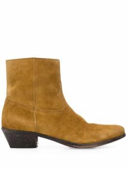Golden Goose ковбойские ботинки G36MS652A5