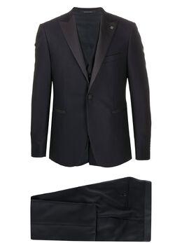 Tagliatore костюм с атласными вставками EFBR15A0106UEA291