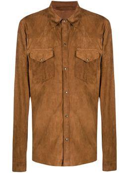 Salvatore Santoro рубашка на пуговицах 38539